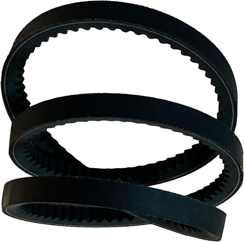 KmySofya Snow Blower//Thrower Cogged Auger Drive Belt 1//2 x 37 for MTD 954-04195 Cub Cadet,Craftsman,Yard Machines 754-04195 Yard Man 954-04195A Troy-Bilt