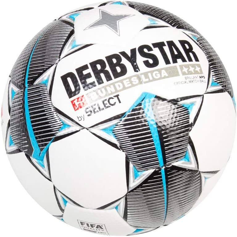 DERBYSTAR Jugend-Freizeitball Bunesliga Brillant Replica Gr.4