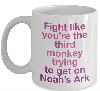 Amazon.com: Cheer Up Mug Inspirational Quotes Get Well Gift ...