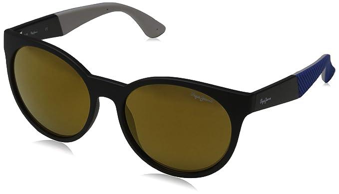 Pepe Jeans Sarina Gafas de Sol, Negro (Black/Brown), 55.0 ...