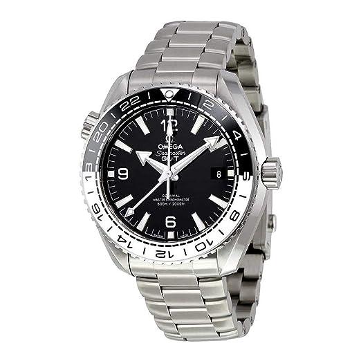 Omega Seamaster Planeta Océano Automático Mens Reloj 215.30.44.22.01.001: Amazon.es: Relojes