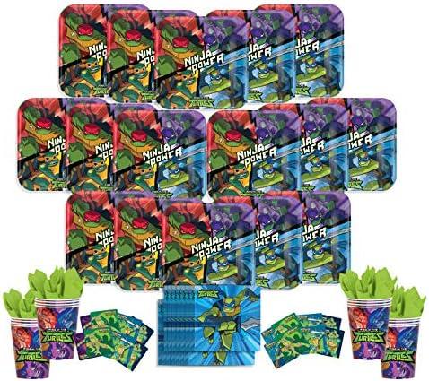 B THERE Teenage Mutant Ninja Turtles