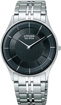 b722269dc87 Amazon.com  Citizen Men s Eco Drive Slim Watch AR3010-65E  Citizen ...