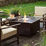 Red Ember Longmont 45 in. Square Propane Fire Pit Table Review