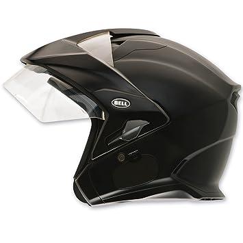 f34d2824 Amazon.com: Bell Mag-9 Unisex-Adult Open face Street Helmet (Solid ...