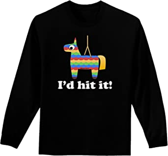 TooLoud Colorful Pinata Design Cinco de Mayo Infant T-Shirt Dark