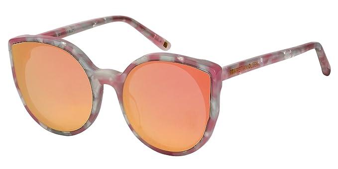 Gafas de sol mujer polarizadas estilo Ojos de Gato Alta ...