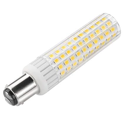 Tipi Di Lampade A Led.1819 L Ultimo Tipo Di Luce Led Ba15d Lampadine 8 5w Equivalenti A 100 Watt Bulbo Alogeno Dimmerabile Alta Luminosita 90v 265v Bianco Caldo