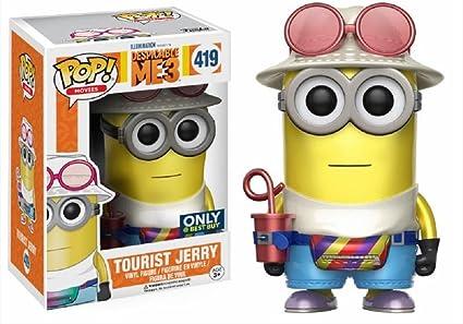 Funko Méprisable Me 3 dorbz Hula JERRY Vinyl Figure NEW Toys Collectibles