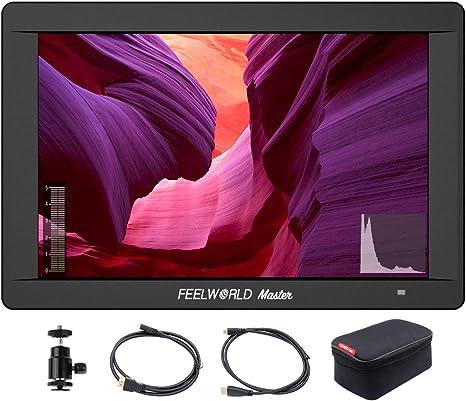 Feelworld Ma7s Monitor Cámara Réflex, Monitor DSLR 7