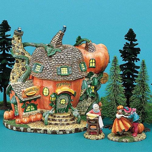 Department 56 Storybook Village P. Peters Peter Peter Pumpkin Eater
