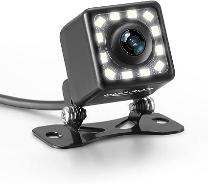Rückfahrkamera CM-368 Mini Kamera 170° Weitwinkel Unterbaumontage
