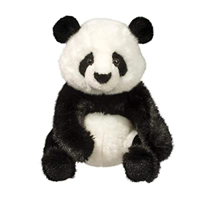 Douglas Paya Panda Bear Plush Stuffed Animal: Toys & Games