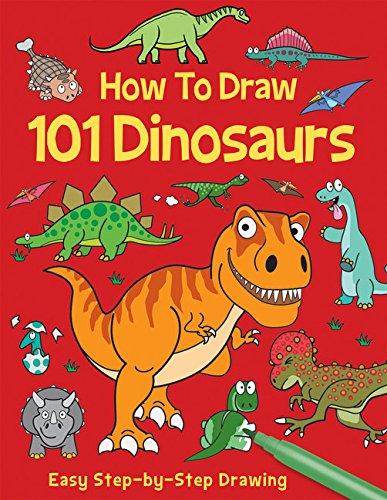 How to Draw 101 Dinosaurs PDF