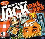 You Don't Know Jack Snack Pack - PC/Mac by Vivendi Universal
