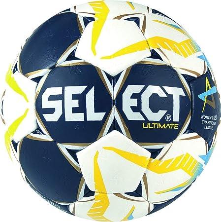 Select Ultimate Unisex cl Men de Balonmano, Color Azul/Blanco/Rojo ...