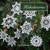 Zauberhafte Schneeflocken 100 Zarte Kristalle Selbst Gehäkelt
