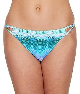 0f5e3396b Amazon.com: Freya Seascape Plunge Bikini Top: Clothing