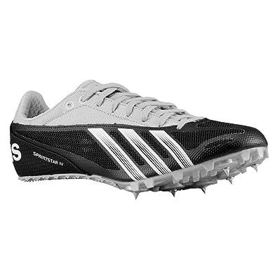 Adidas Sprintstar 4 Hurdle Jump Track Spikes Shoes Size 8 Womens B40236