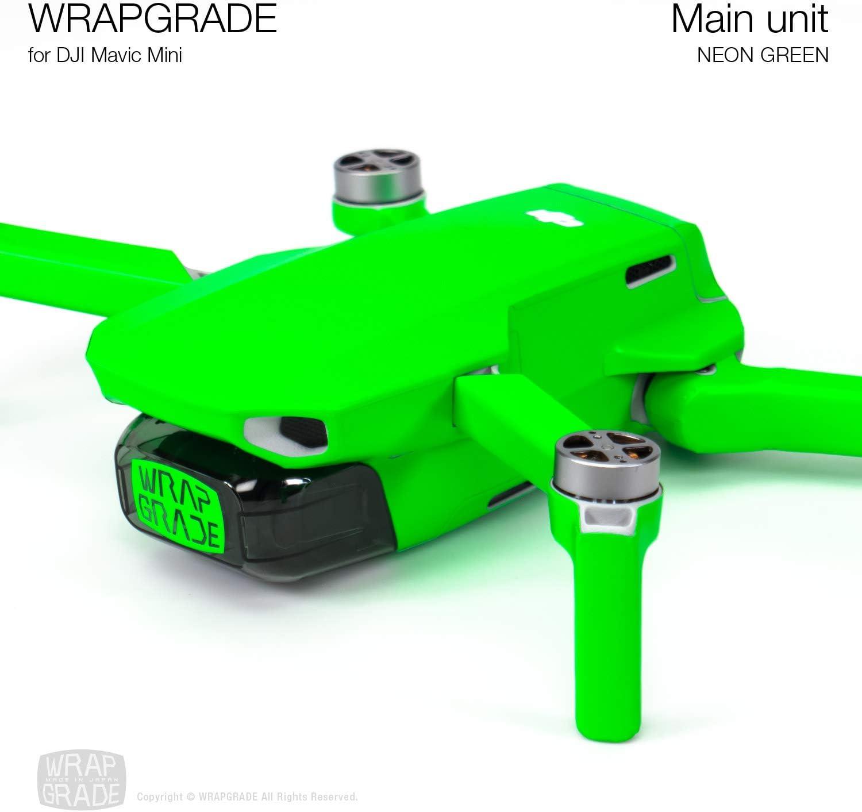 Army Green Wrapgrade Skin for Mavic Mini