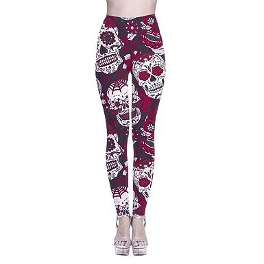 Mallas Deportivas Mujer Pantalones Yoga Impresión💗Weant💗Mujeres Fitness Mujer Leggins Polainas Yoga PantalóN Gimnasio Pilates Fitness Mujer EláSticos ...