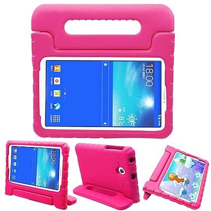 Amazon.com: EAGWELL - Funda para Samsung Galaxy Tab E Lite ...