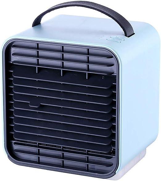 Felices juntos Mini Ventilador de Aire Acondicionado de Iones ...