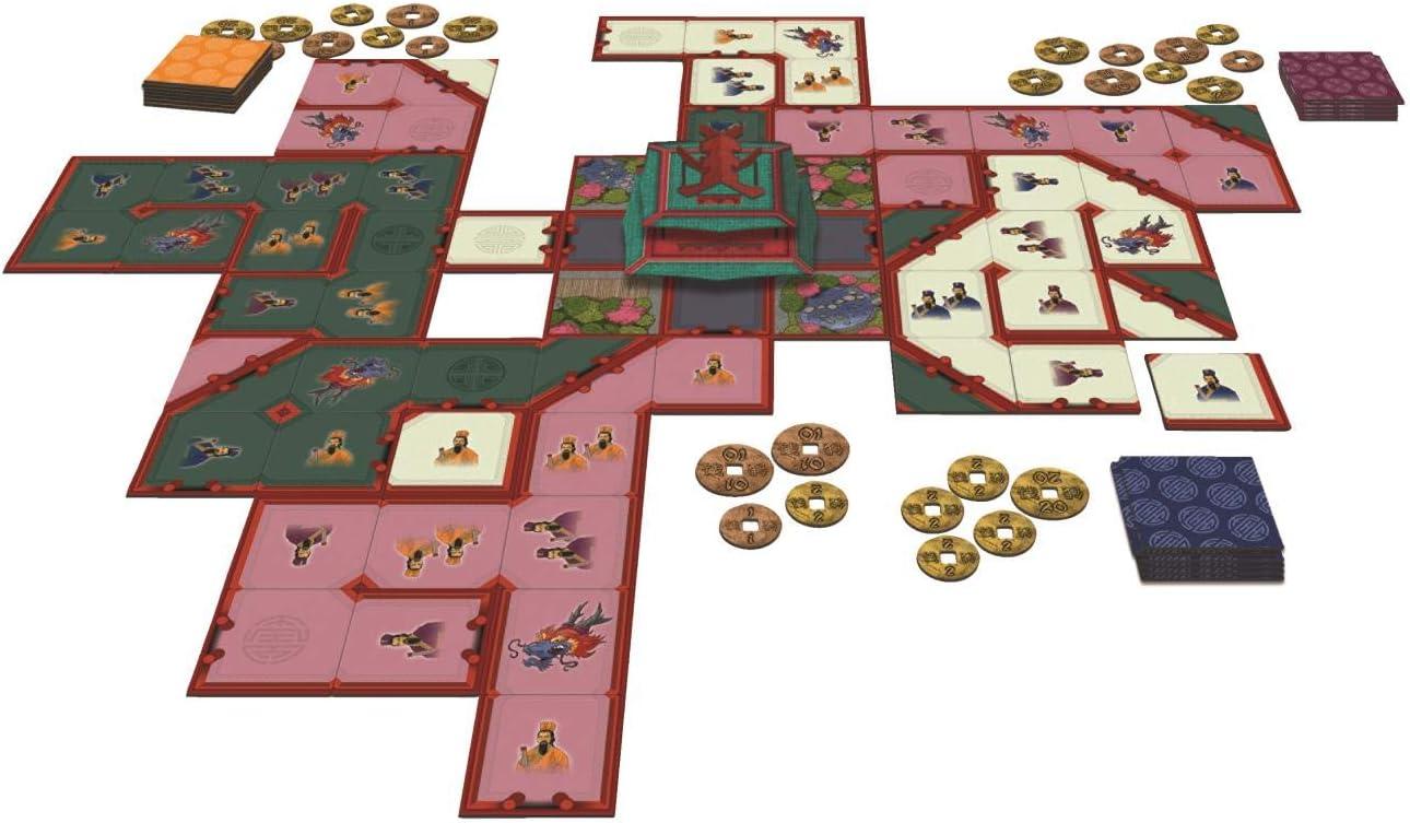 Jumbo Forbidden City Niños y Adultos - Juego de Tablero (Niños y Adultos, 30 min, 8 año(s), Interior, 01/05/2018, Países Bajos): Amazon.es: Juguetes y juegos