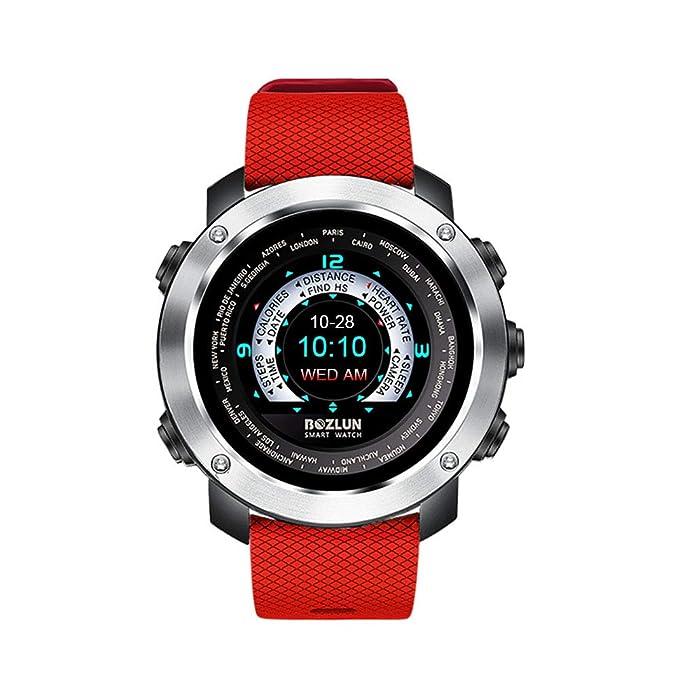 Kauo Smart Relojes Bluetooth Smartwatch Pantalla Táctil con ...