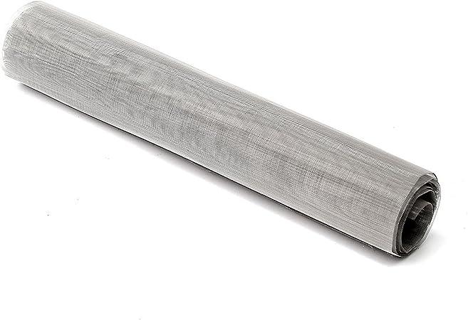 Myamia 30x90cm En Acier Inox Tisse Filtre Feuille Filtrante