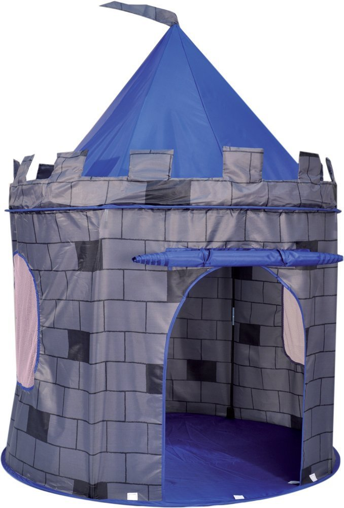Amazon.com Knightu0027s Castle Pop Up Kids Playhouse Tent - Blue Toys u0026 Games  sc 1 st  Amazon.com & Amazon.com: Knightu0027s Castle Pop Up Kids Playhouse Tent - Blue ...
