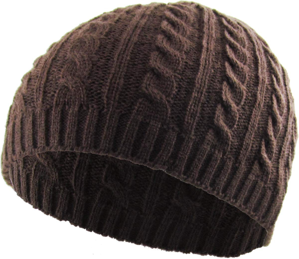 78089d4c9d7 Cable Knit Beanie Year Round Classic Unisex Style Everyday Comfy One Size  Fit