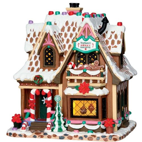 Stephanie's Sweet Shop - Gingerbread Store