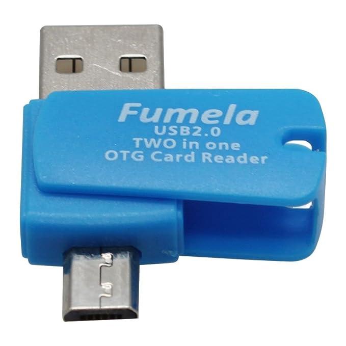 Consoladores 10pcs 2 en 1 USB 2.0 hembra a Micro USB macho ...