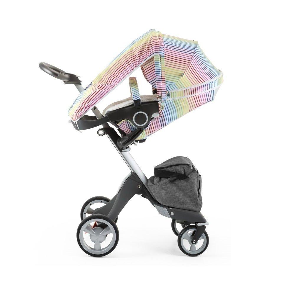 Amazon.com: Stokke – Kit de carriola Verano Multi Stripe: Baby