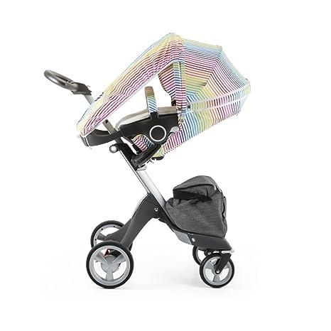 Stokke Stroller Summer Kit - Multi Stripe by Stokke: Amazon.es: Bebé