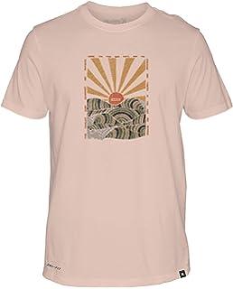 Hurley Mens Disco Chilling Short Sleeve T-Shirt