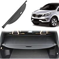2014-2018 Year Invero Replacement Parcel Shelf Boot Load Cover for Hyundai I10 MK2 5 Door