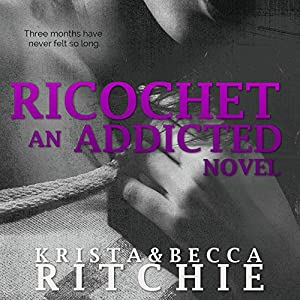 Ricochet Audiobook