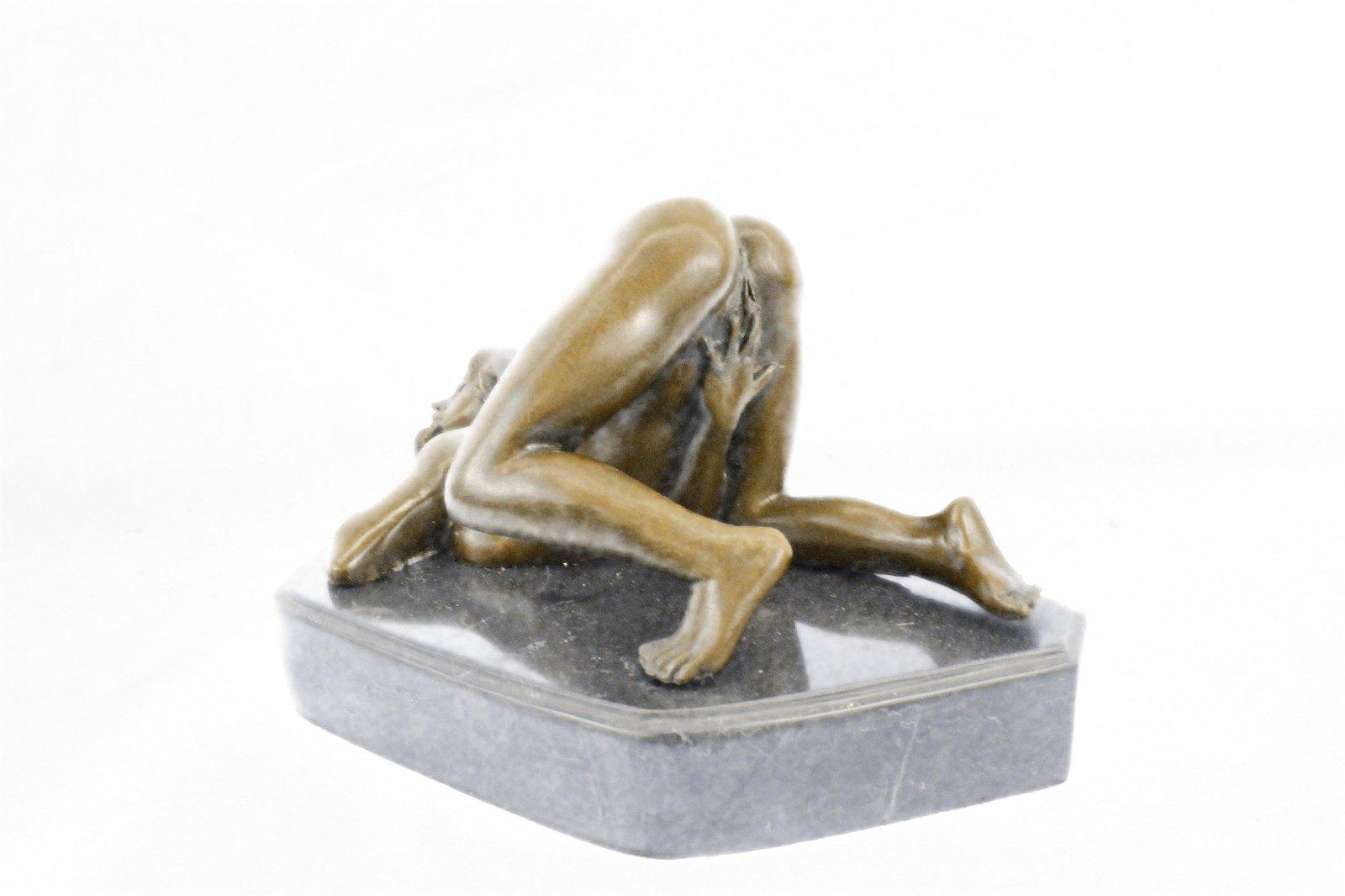 Amazon.com: Toro Handmade European Bronze Sculpture Art