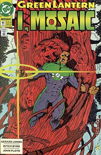 (Green Lantern Mosaic #11)