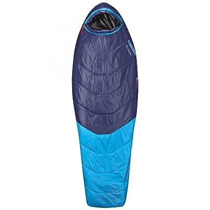 Columbia UT9907-491-O/S - Saco de dormir momia para acampada,