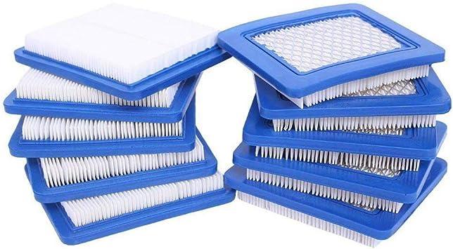 Amazon.com: HEYZLASS 10 unidades 491588S filtro de aire ...