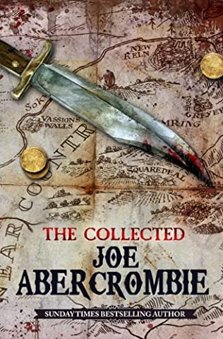 book cover of The Collected Joe Abercrombie