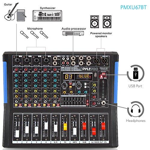 Buy usb mixer for home studio