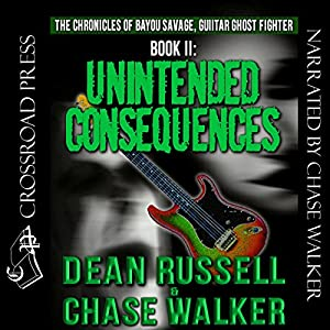 Unintended Consequences Audiobook