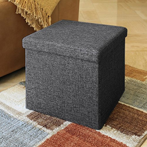 Price Comparison For Heredeco Folding Storage Ottoman