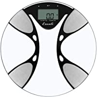 Escali BFBW180 Advanced Bioelectrical Impedance Analysis (BIA) Technology Calculates Body Fat/Water Percentages…