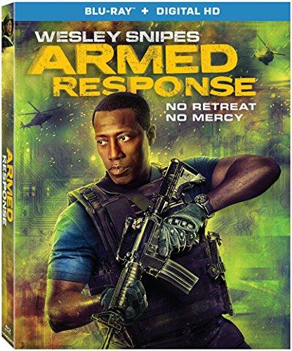 Blu-ray : Armed Response (Blu-ray)