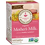 Traditional Medicinals (Mother's Milk, Pack - 6)